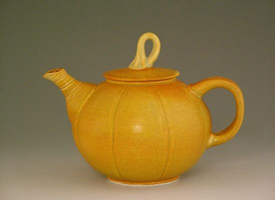 Squash Tea Pot