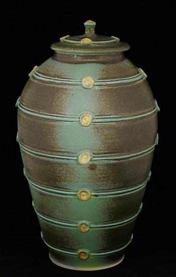 Irish Penny Jar