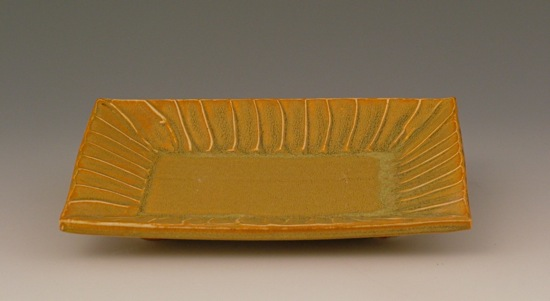 Tuscan Gold Tray