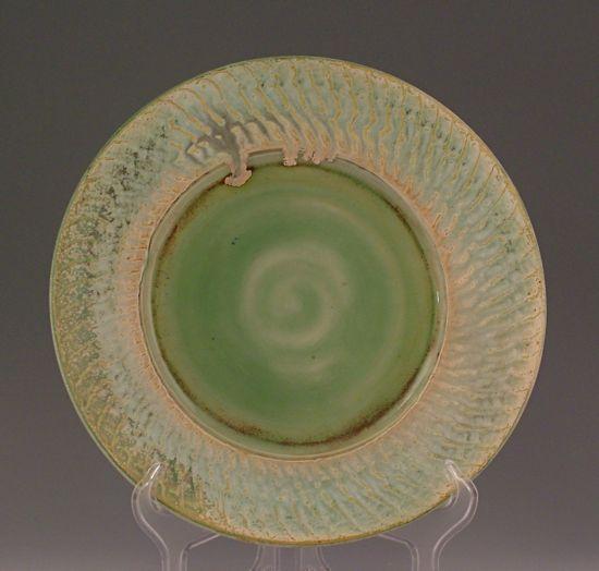 Celadon Platter