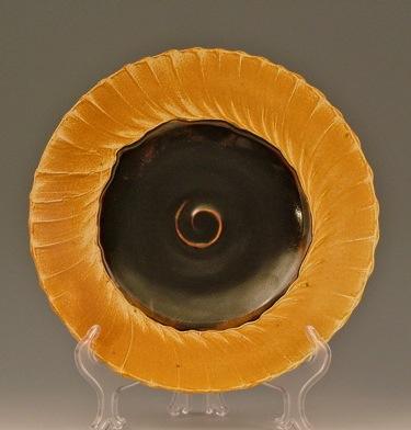 Tuscan Gold Platter